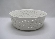 Cut out bowl